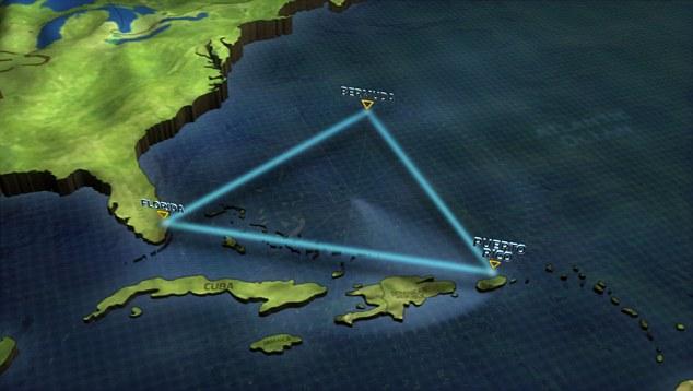 Teoria do Triângulo das Bermudas