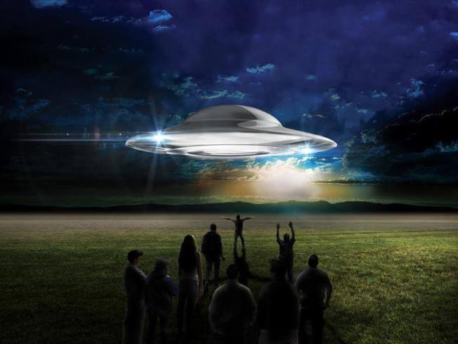 prontos para o contato extraterrestre