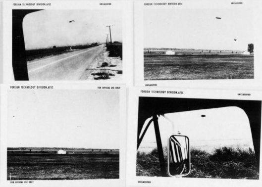 Documento prova que os militares dos EUA continuam investigando OVNIs 1