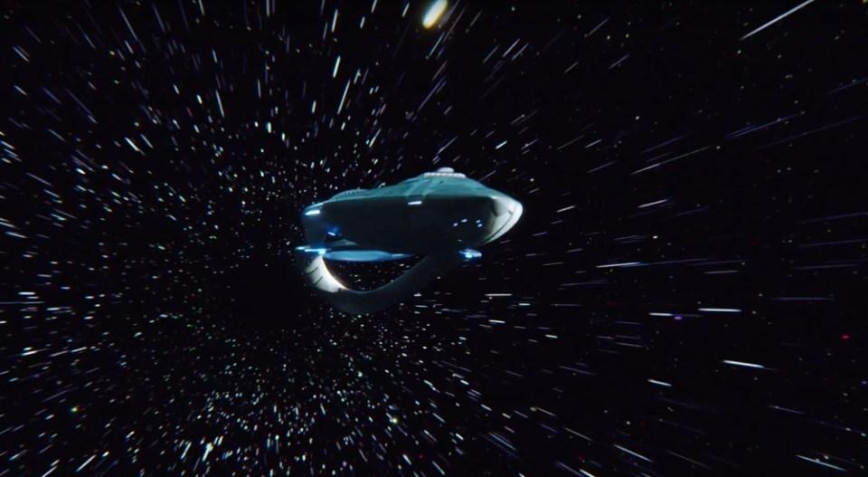 Fox anuncia uma paródia de Jornada nas Estrelas (Star Trek) 1