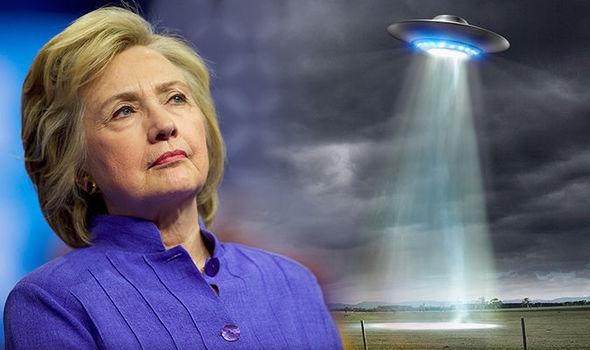 Hillary Clinton sabe que ETs existem e teria revelado se fosse eleita presidente 1
