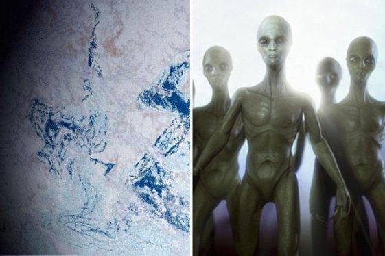 alienígenas do passado