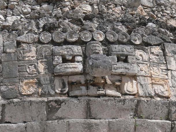 Engenharia avançada é encontrada em observatório maia 3