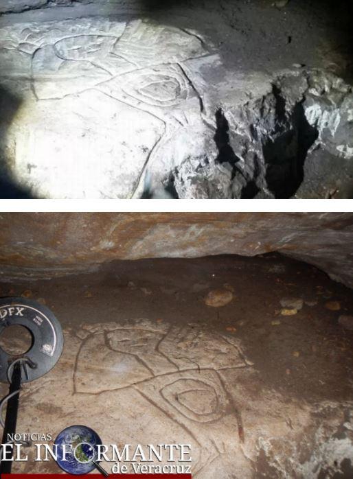 Evidência do primeiro contato dos maias com extraterrestres é encontrada no México 3
