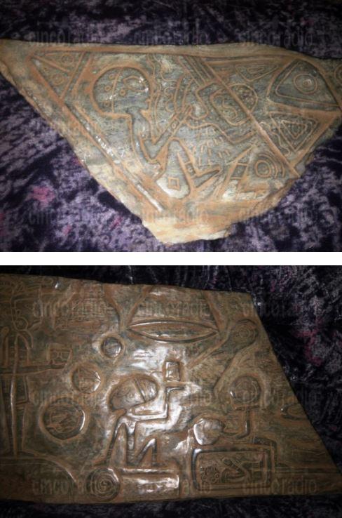 Evidência do primeiro contato dos maias com extraterrestres é encontrada no México 1
