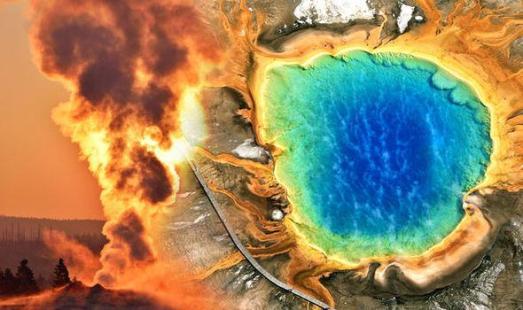 Parte do Parque Yellowstone é fechado devido atividade térmica