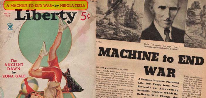 As profecias de Nikola Tesla sobre o futuro da humanidade 2
