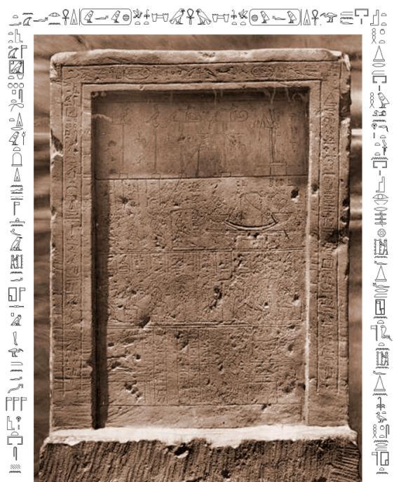 Teria sido Enoque responsável pela construção da Grande Pirâmide do Egito, com ajuda extraterrestre? 3
