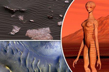 a NASA quer procurar por vida em Marte
