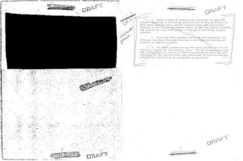 Agência Nacional de Segurança dos EUA libera documento completo sobre OVNI 2
