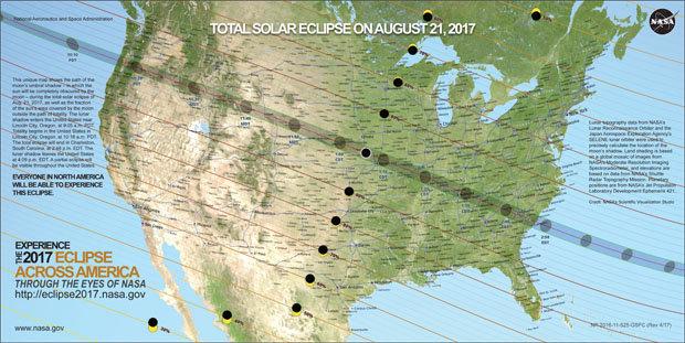 Eclipse solar revela que Nibiru destruirá a Terra no mês que vem, diz estudioso do assunto 1