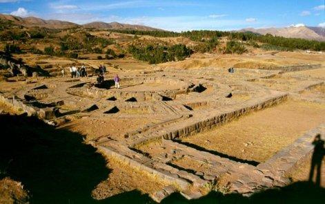 Escrita oculta de 30.000 anos em Sacsayhuamán poderia reescrever nossa história 1