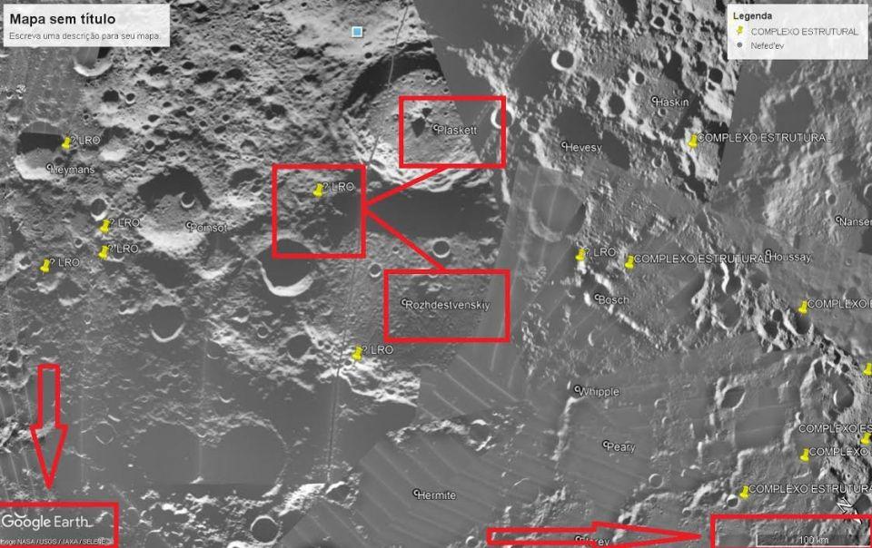 Anomalias na Lua: Mais próximos da verdade 2