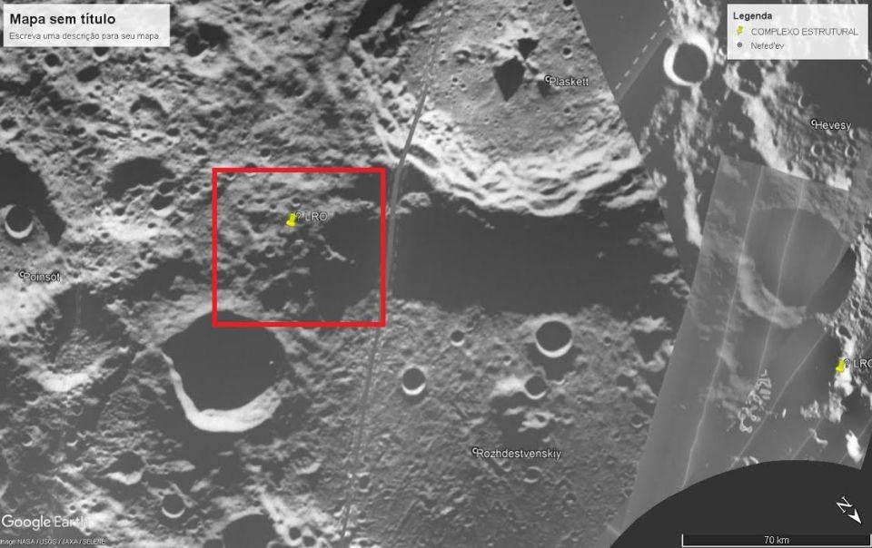 Anomalias na Lua: Mais próximos da verdade 4
