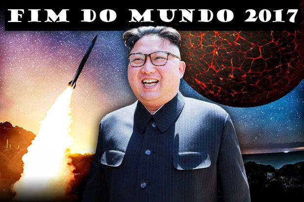Kim Jong-un irá salvar o mundo de Nibiru :) 1