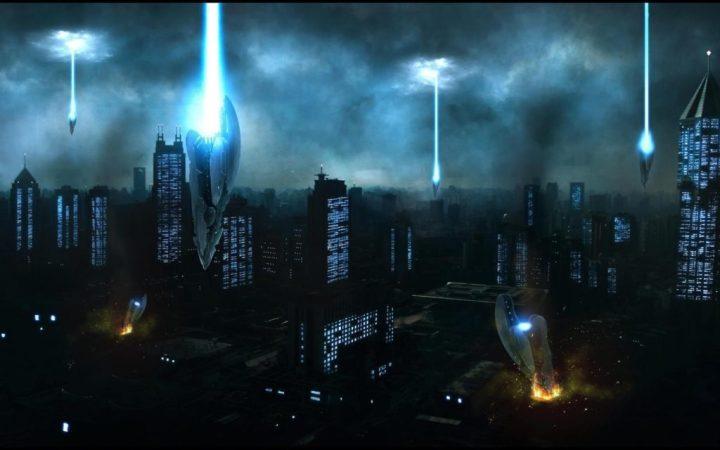 prever uma invasão alienígena