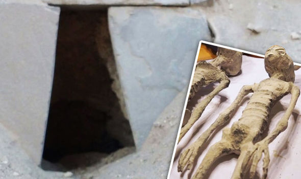 testes de DNA das múmias anômalas de Nazca
