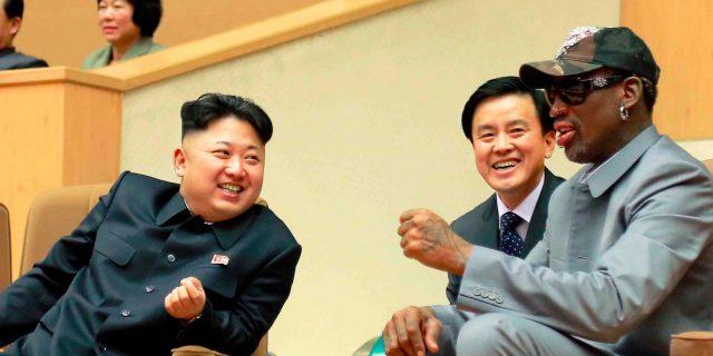 demônio encarnou em Kim Jong-un