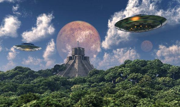 os alienígenas voltarão à Terra