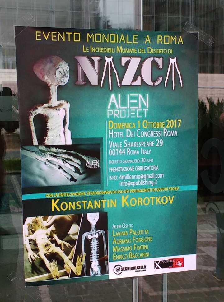 Congresso Mundial sobre as Múmias de Nazca