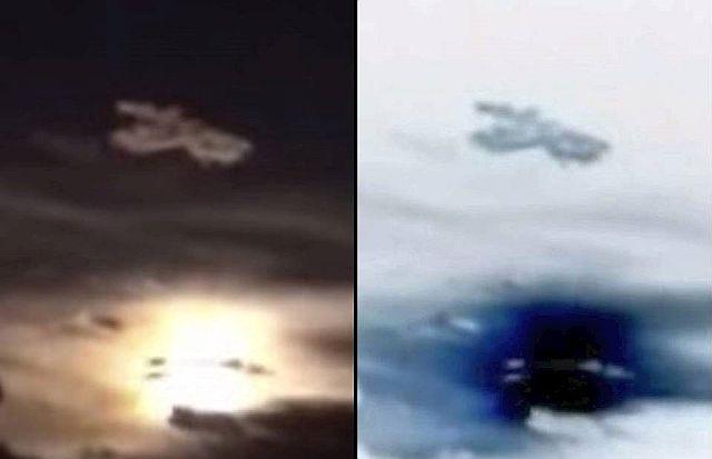 Possível meteoro explode no céu da China 1