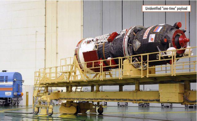 Rússia está mandando experimento secreto ao espaço