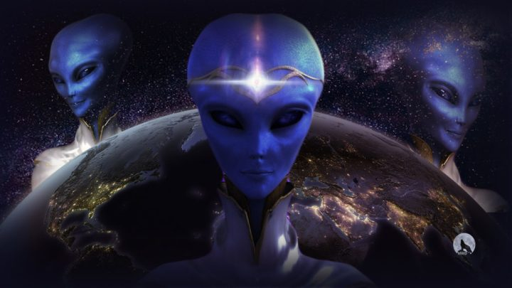 Alienígenas entre nós: amigos ou inimigos? 5
