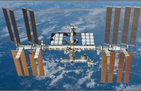 vida extraterrestre encontrada na ISS