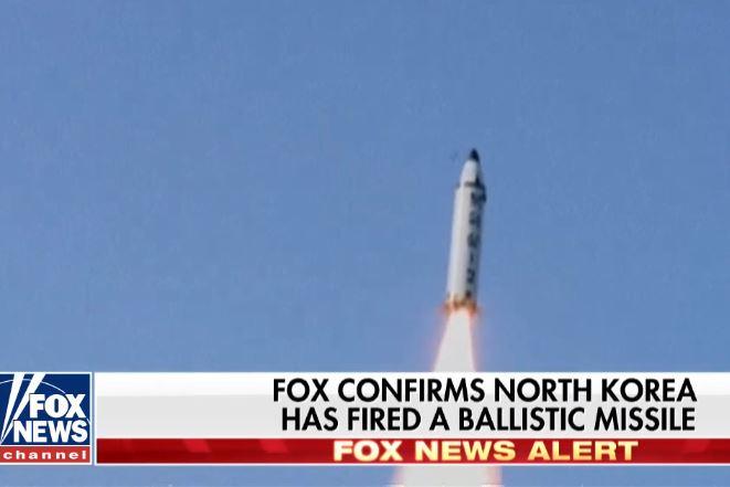 Coreia do Norte lança com sucesso míssil