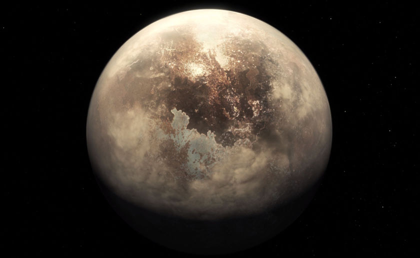 Exoplaneta que pode suportar a vida é recém descoberto 1