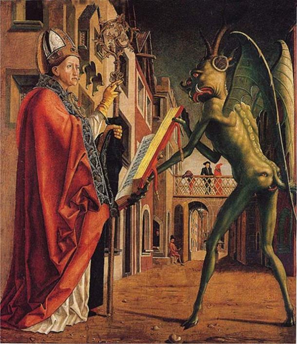 Os antigos já sabiam que existia vida extraterrestre, e especulavam sobre sua aparência 3