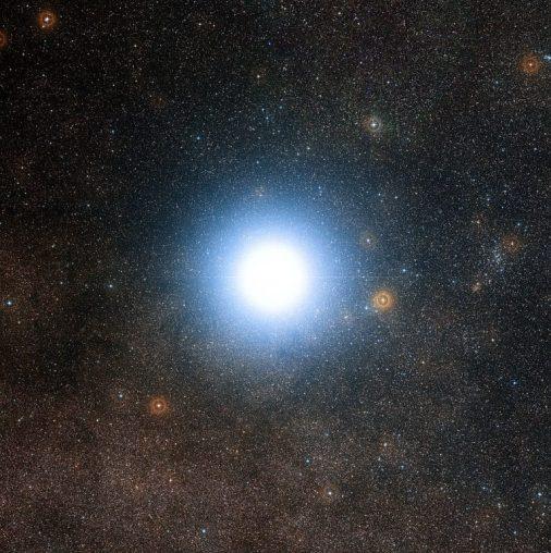 Alpha Centauri é o lar de muitas mini-Terras