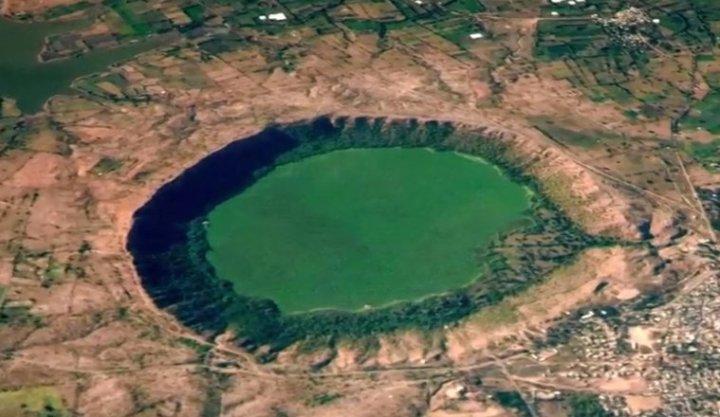 Anomalia magnética é detectada em lago da Índia