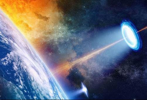 ETs visitaram a Terra