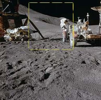 Fitas de gravação perdidas solucionam mistério lunar de 40 anos 1