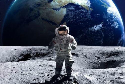 Análise de fotos da Lua colocam dúvida sobre pouso lunar 1