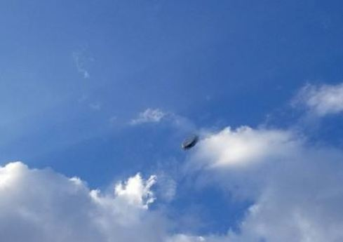 disco voador com ocupantes nórdicos