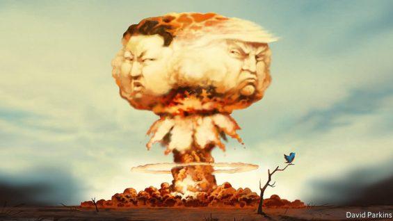 Míssil da Coreia do Norte atingiu uma de suas próprias cidades. Enquanto isso, EUA se prepara para desastre nuclear 1