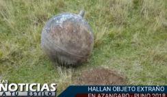 objeto que cruzou os céus do Acre e caiu no Peru