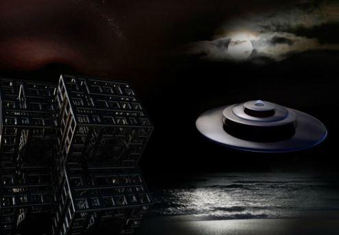 Pentágono possui ligas de metal de OVNIs