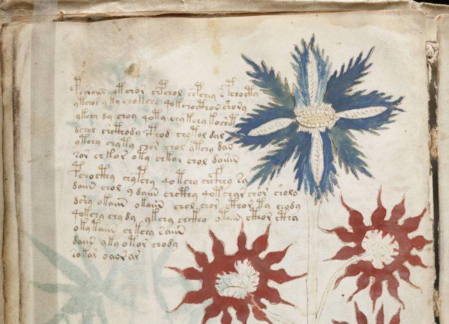 Inteligência Artificial pode ajudar a decifrar misterioso manuscrito 2