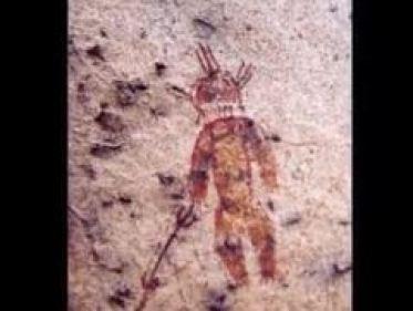 Arqueólogos pedem ajuda à NASA para investigar pinturas com ETs 1