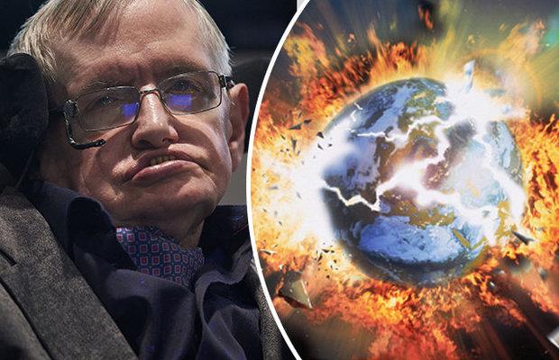 profecias de Stephen Hawking sobre o fim do mundo