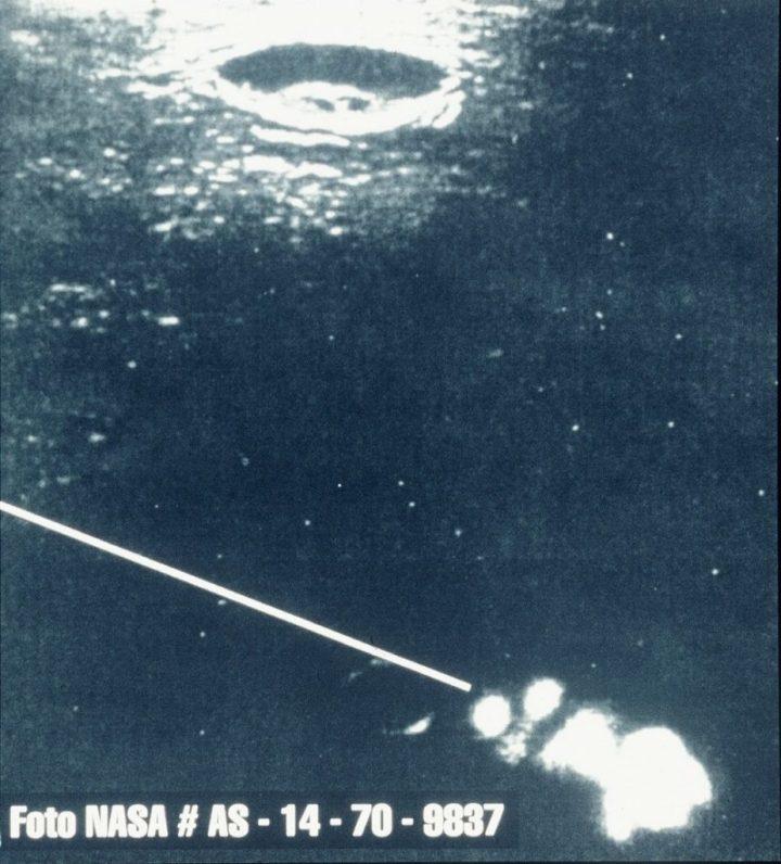 Imagens da missão Apolo que a NASA não quer que você veja 4