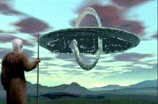 O ponto de vista do judaísmo sobre alienígenas