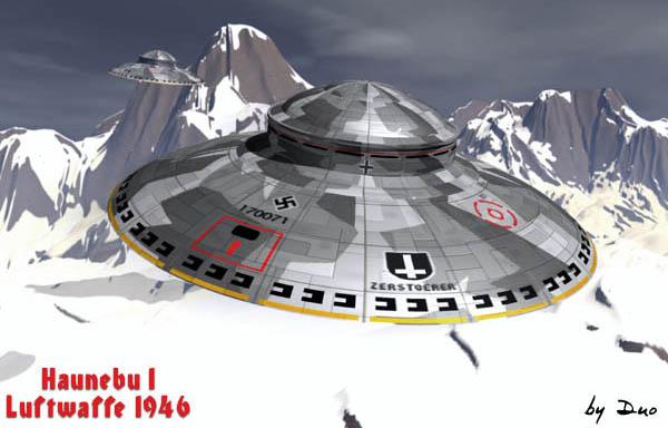 Programa Espacial Secreto, Bariloche e o Vaticano