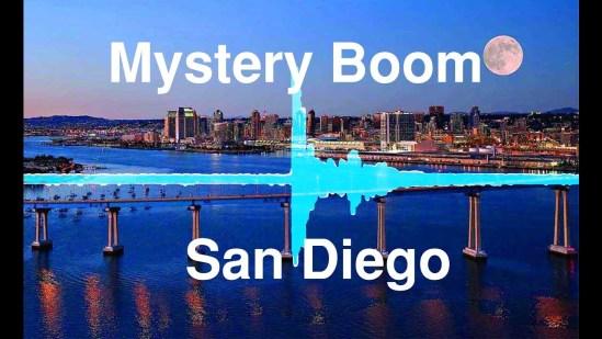 Estrondos inexplicáveis ocorrem em San Diego