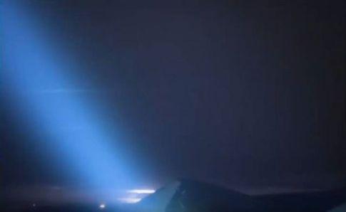 Brilhos estranhos estão sendo vistos no céu de todo mundo