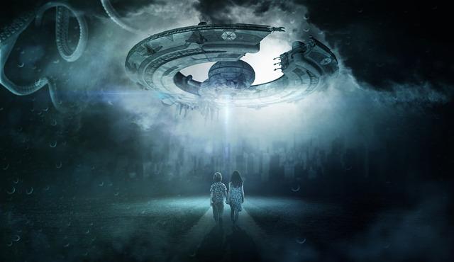 A união entre a raça humana permitirá o desacobertamento dos OVNIs