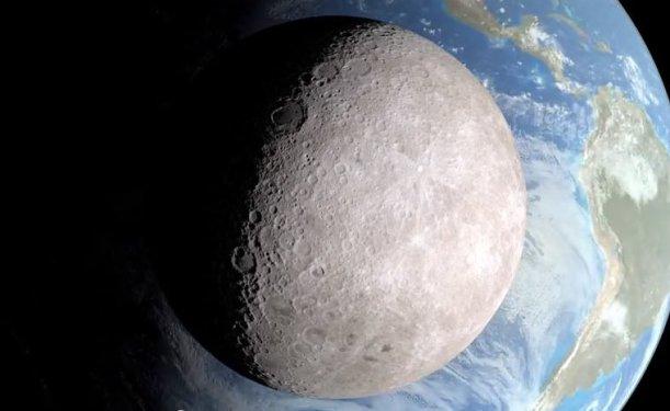 Amanhã a China lançará uma missão até o lado oculto da Lua